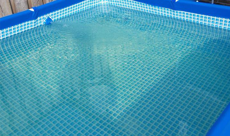 Opzetzwembad onderhoudsproducten